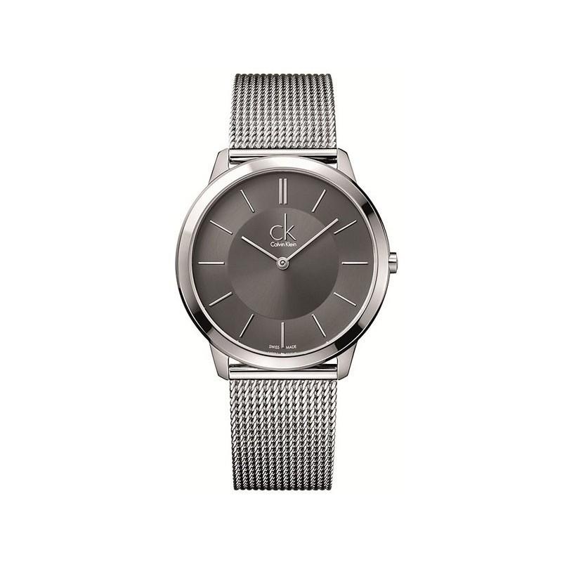 Orologio solo tempo uomo Calvin Klein Minimal