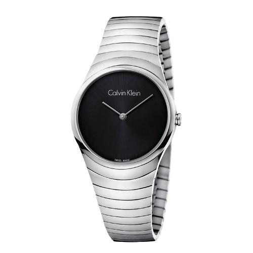 Orologio WHIRL quadrante nero - Calvin Klein