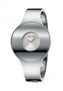 Orologio SEAMLESS quadrante argento - Calvin Klein
