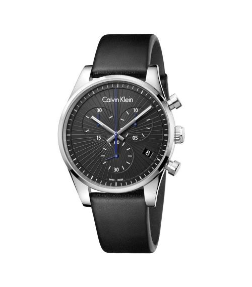 Orologio Stedfast quadrante nero - Calvin Klein