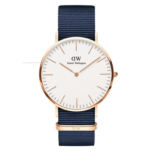BaysWater 40 mm Rose - Daniel Wellington