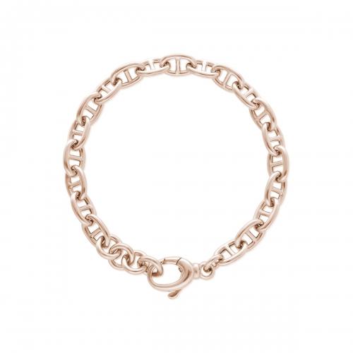 Bracciale Mabina in argento rosè