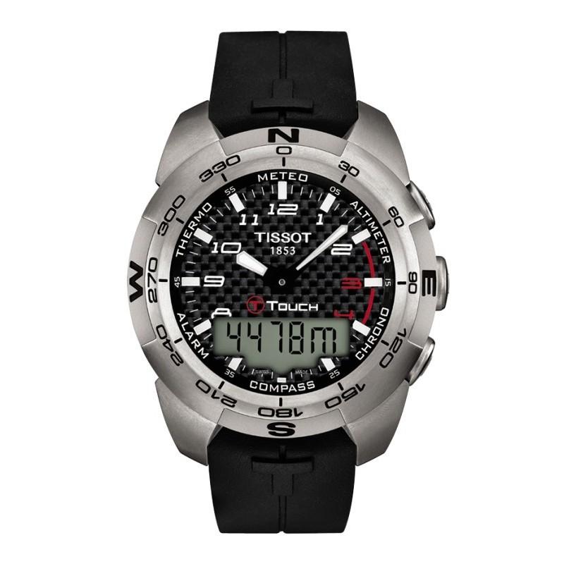 Orologio uomo Tissot T- Touch Expert Titanium