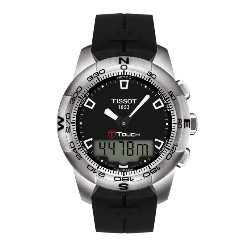 Orologio uomo Tissot T- Touch II Stainless Steel Gent