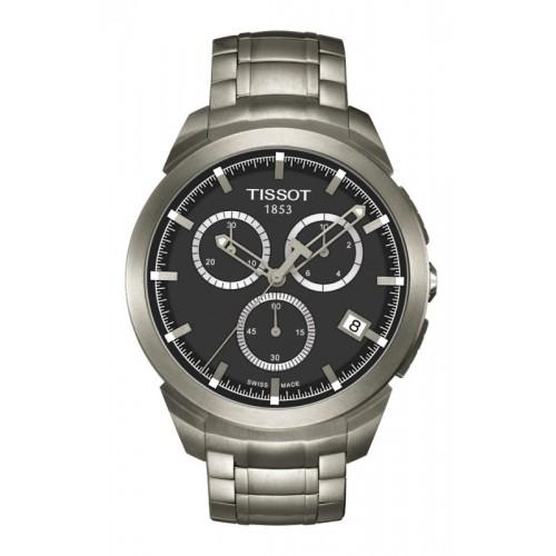 Orologio Titanium Chronograph cinturino acciaio - Tissot