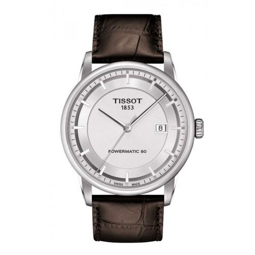Orologio Luxury Powermatic 80 cinturino pelle - Tissot