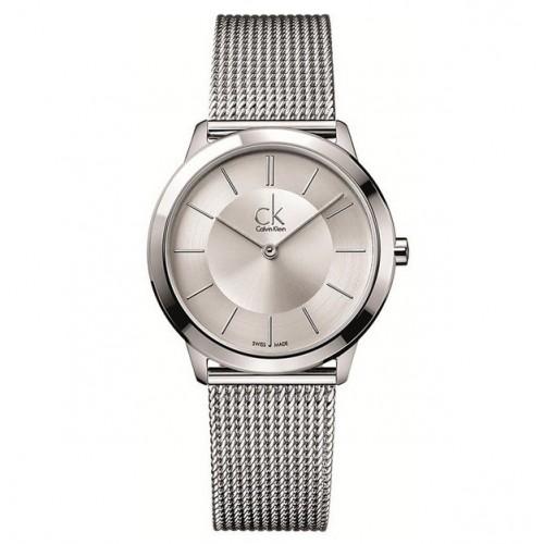 Orologio Minimal cinturino argento - Calvin Klein