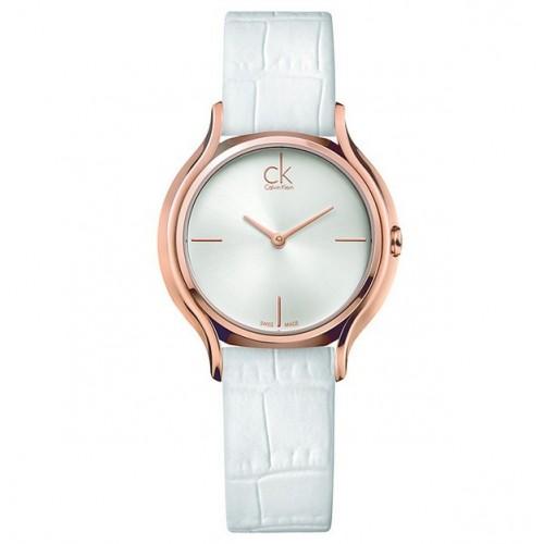 Orologio Skirt cinturino bianco - Calvin Klein