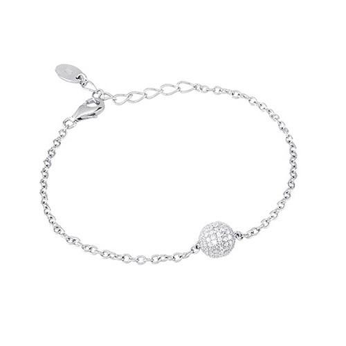 Bracciale argento e zirconi 533007 - Mabina