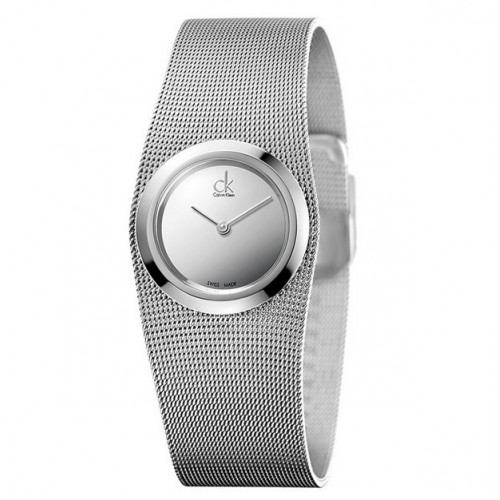 Orologio Impulsive cinturino argento - Calvin Klein