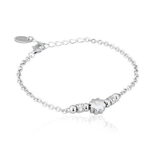 Bracciale argento e zirconi 533053 - Mabina