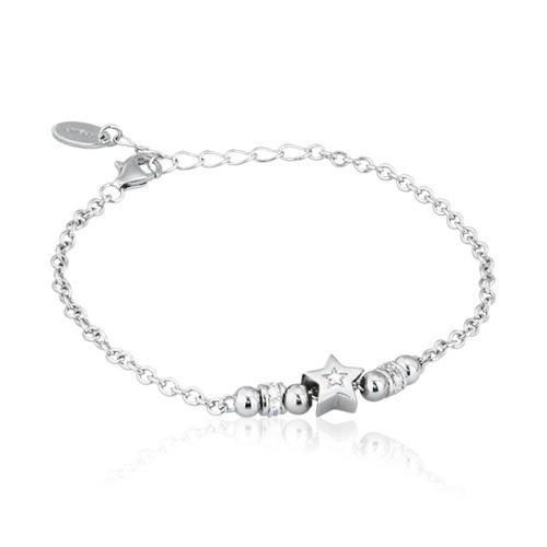 Bracciale argento e zirconi 533054 - Mabina