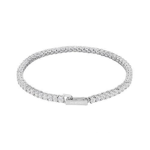 Bracciale argento e zirconi 533019 - Mabina