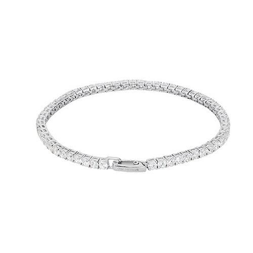 Bracciale argento e zirconi 533020 - Mabina