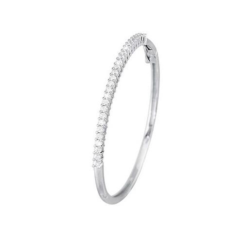 Bracciale argento e zirconi 533014 - Mabina