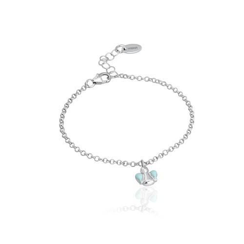 Bracciale argento e smalto 533043 - Mabina