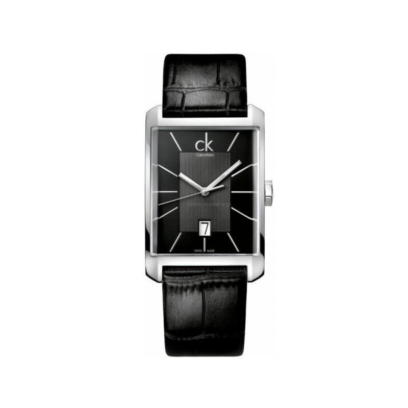 Orologio solo tempo uomo Calvin Klein Window