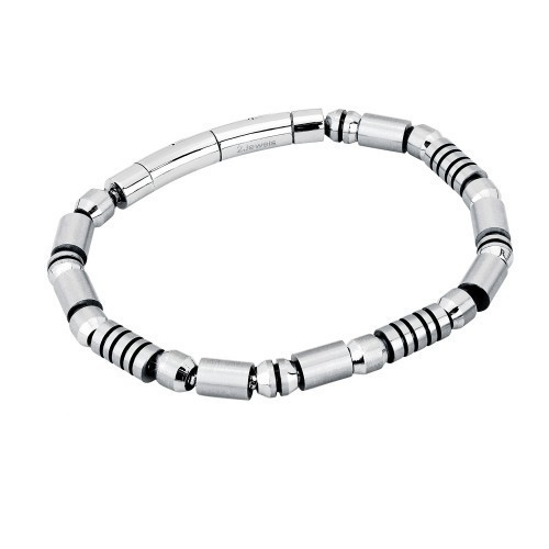 Bracciale acciaio Roll Over - 2Jewels