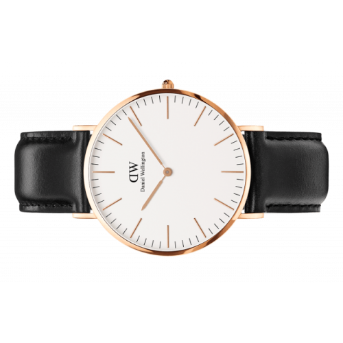 Classic Sheffield 40 mm - Daniel Wellington