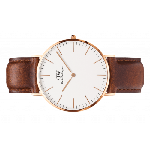 Classic St Mawes 40 mm - Daniel Wellington