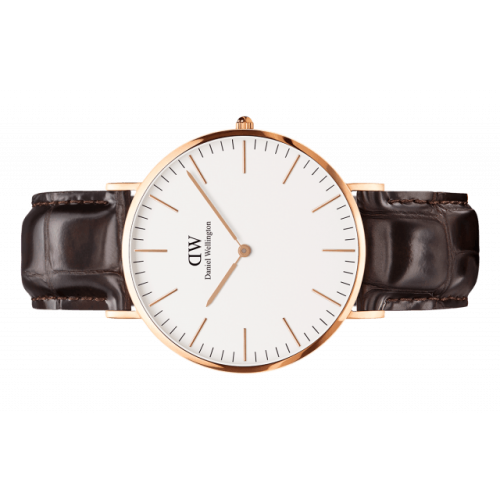 Classic York 40 mm - Daniel Wellington