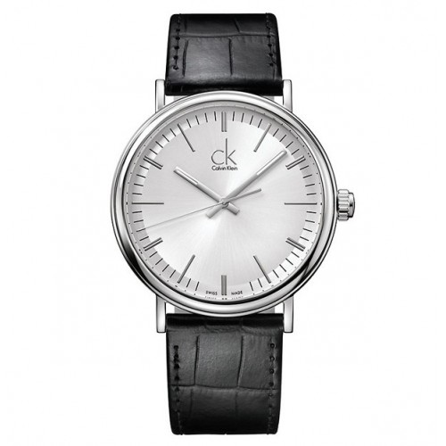 Orologio Surround quadrante grigio - Calvin Klein