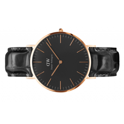 Classic Black Reading 36 mm - Daniel Wellington