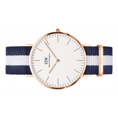 Classic Glasgow 40 mm - Daniel Wellington
