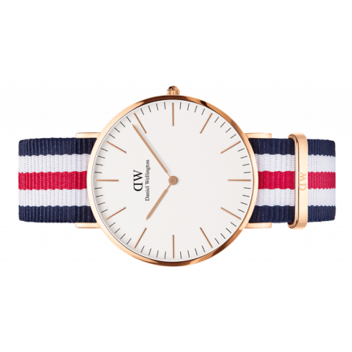 Classic Canterbury 40 mm - Daniel Wellington