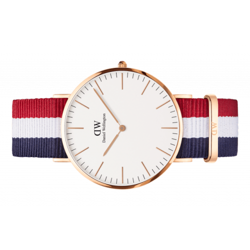 Classic Cambridge 40 mm - Daniel Wellington