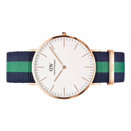 Classic Warwick 40 mm - Daniel Wellington