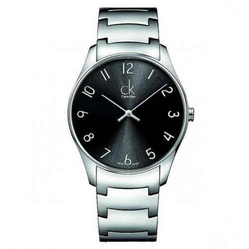 Orologio New Classic quadrante nero - Calvin Klein